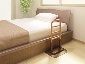 ルーツ家具調ベッド